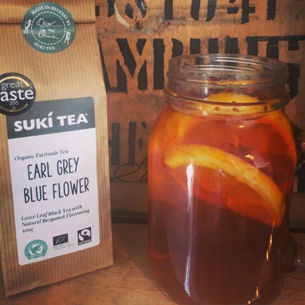Recipe 6:Earl Grey Iced Tea