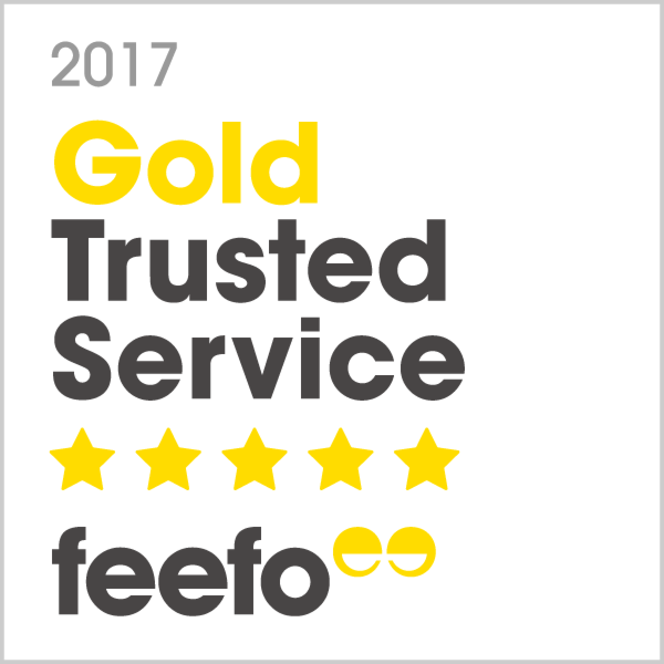 Suki Tea awarded Feefo Gold