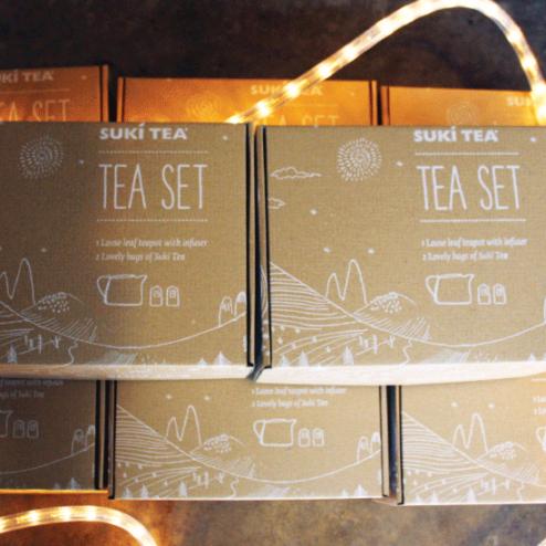 Win a Suki Tea Gift Set