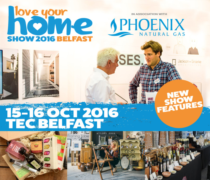 Are you visiting the Love Your Home Show?