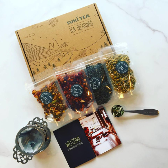 Suki Tea Subscription Box