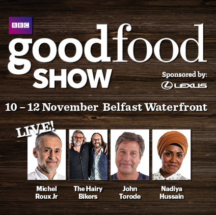 Suki Tea will be at the BBC Good Food Show
