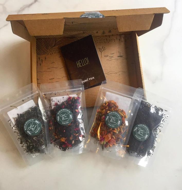 February's Tea Treasures Box