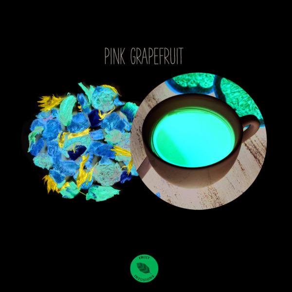 Pink Grapefruit Tea
