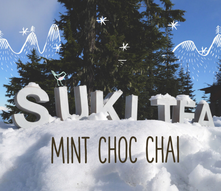 Brand new Mint Choc Chai