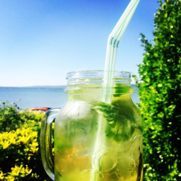 Recipe 11: White Tea Elderflower Iced Tea