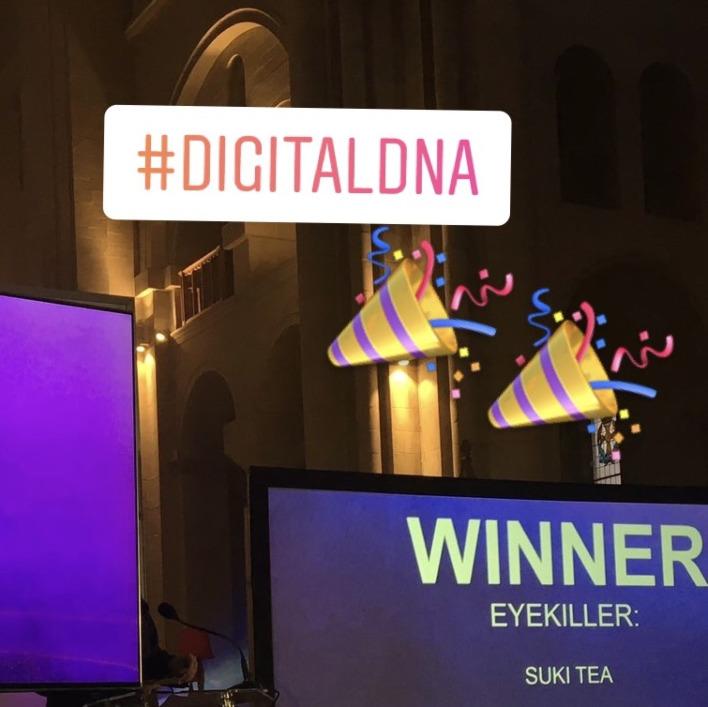 Digital DNA Award 2017 Winners