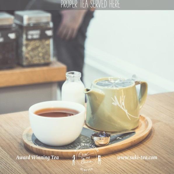 Suki Tea Trade & Wholesale Enquiries