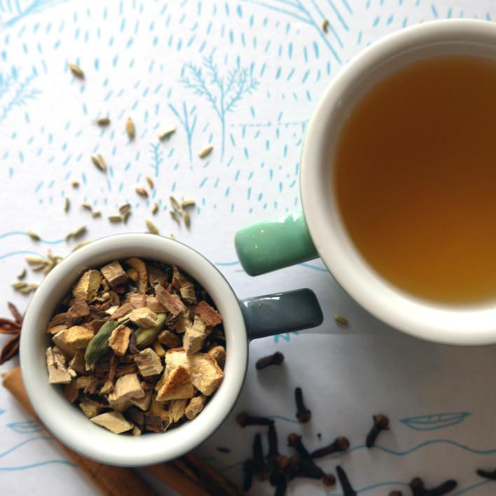 Ayurvedic tea