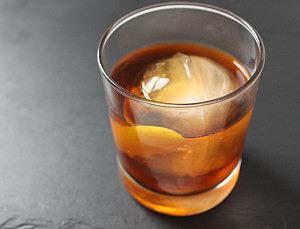 Pu-erh Old Fashioned