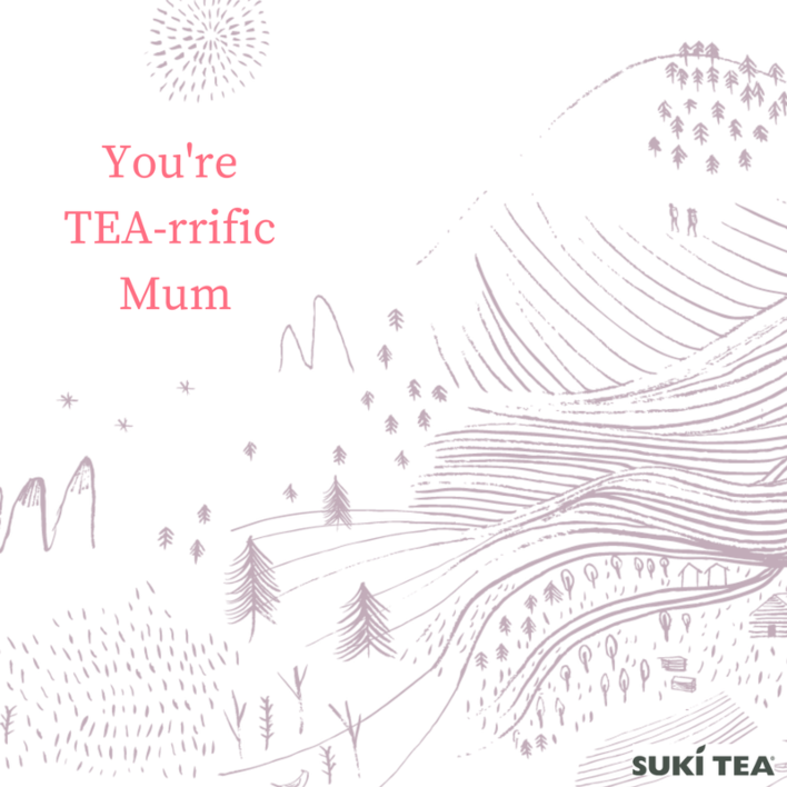 Treat Mum to Tea this Mother's Day