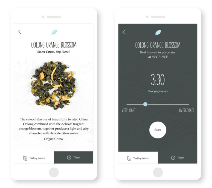 Suki Tea App