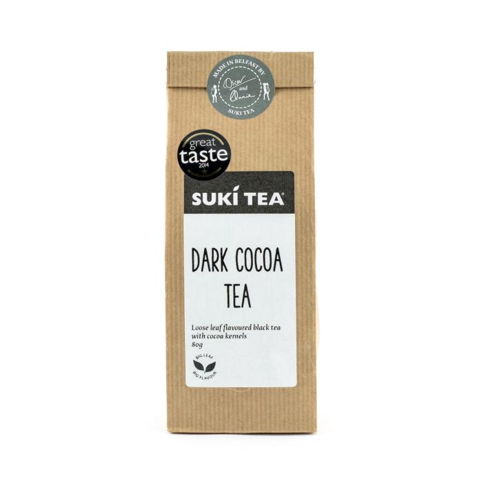 Happy Easter Dark Cocoa Tea