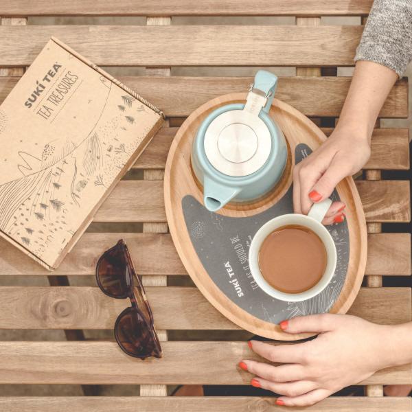 Tea Subscription Sign Up