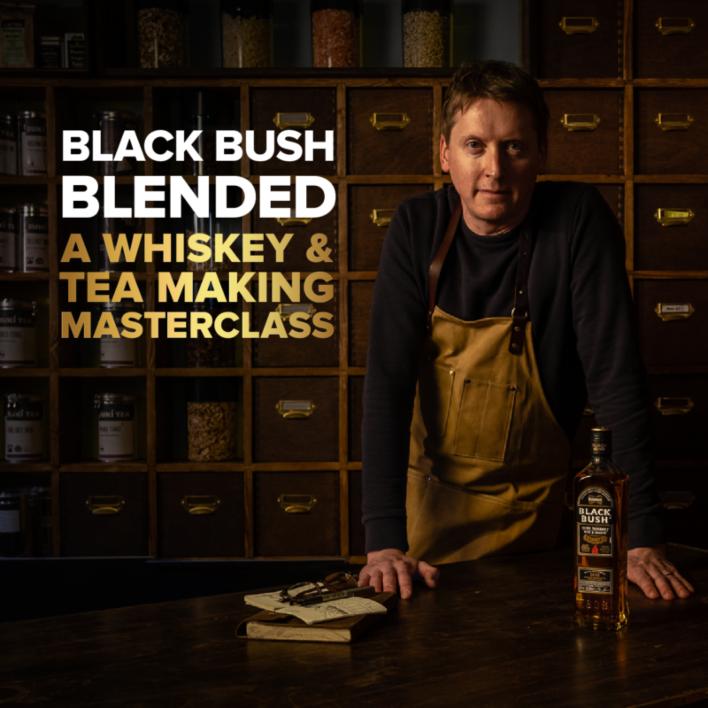 Bushmills Irish Whiskey & SUKI Loose Leaf Tea