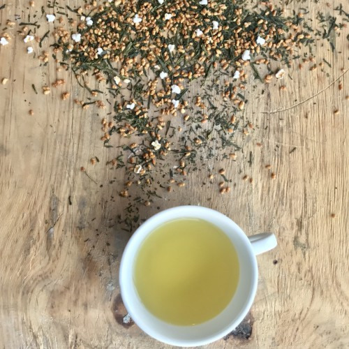 New & Improved Genmaicha
