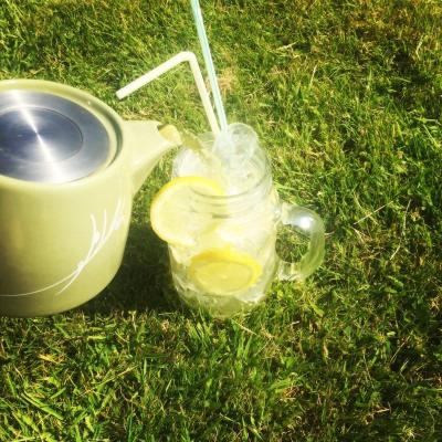 Recipe 1:Green Sencha Iced Tea