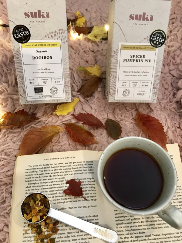 Autumn Great Taste Tea