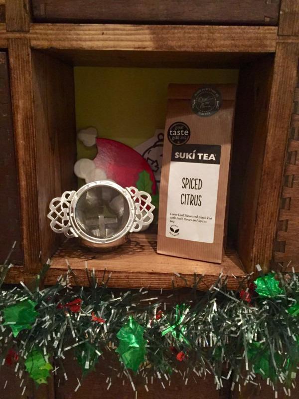 Suki Teacember Advent: Day 5 - Christmas Tea Gift Sets