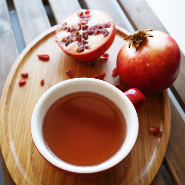 Goji Berry & Pomegranate Tea