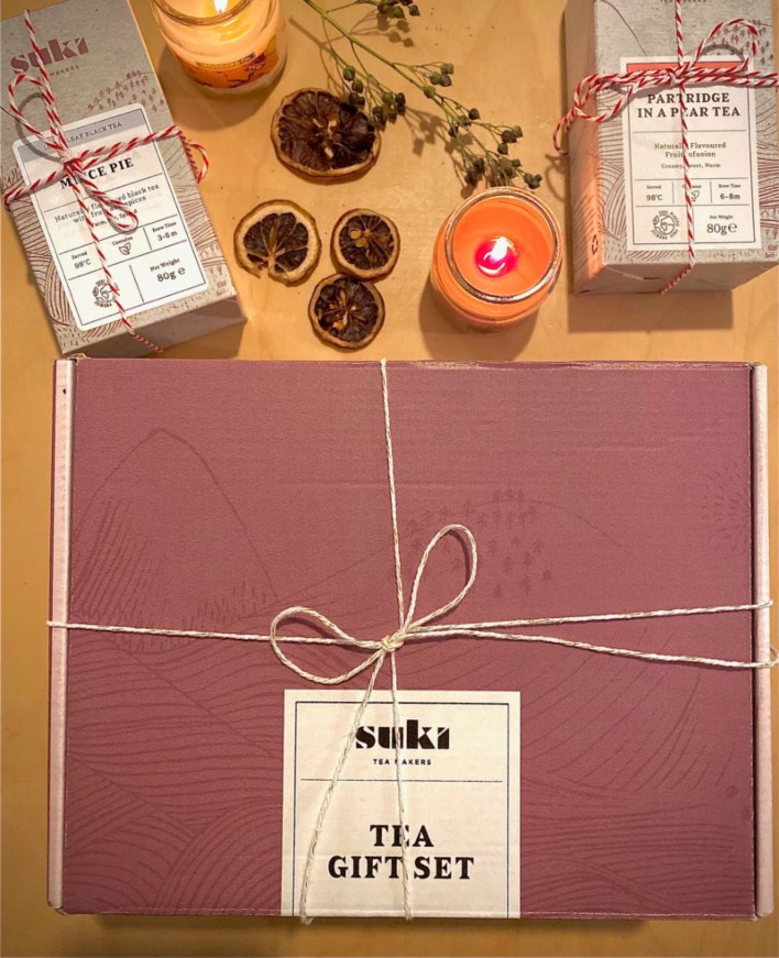 Christmas Tea Gift Guide
