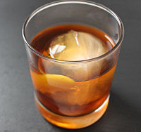 Recipe 19: Pu Erh Infused Bourbon