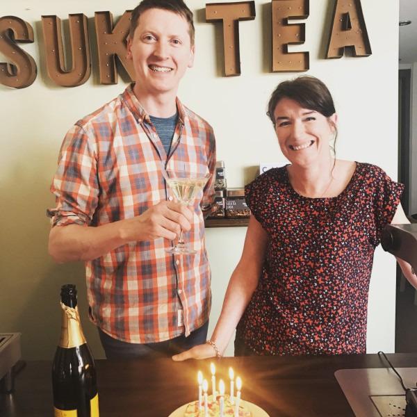 Happy Birthday Suki Tea