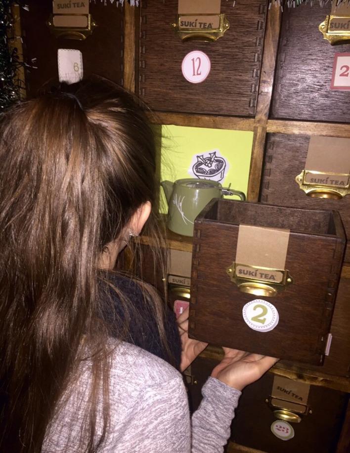 Suki Teacember Advent: Day 2 - Suki Tea Teapot