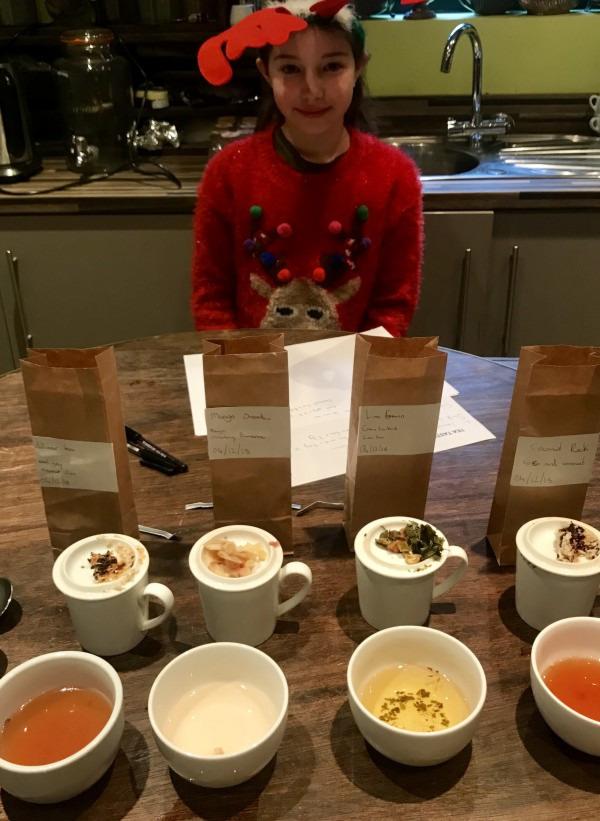 Mini Tea Blenders create at Suki HQ