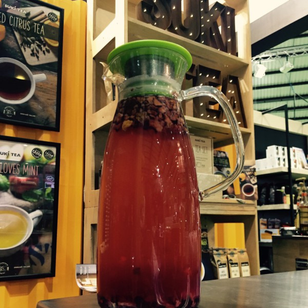 Recipe 22: Pink Grapefruit Cold Brew