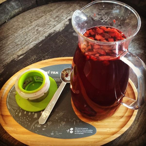 Recipe 9: Blood Orange Cold Brew