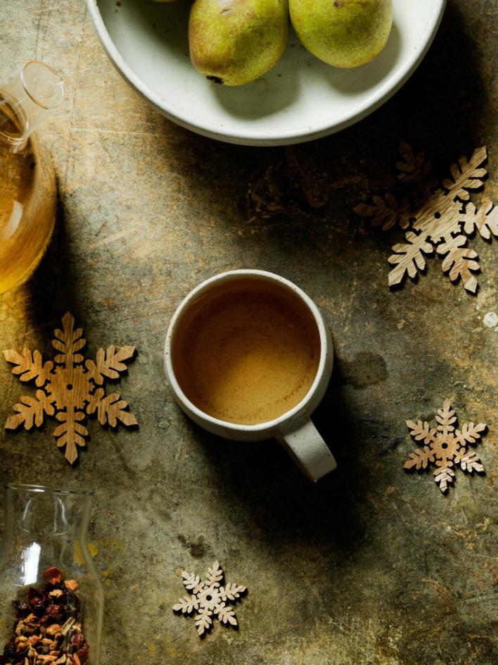 2018 Christmas Tea: Partridge in a Pear Tree