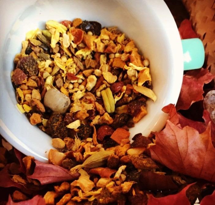 Discover the Benefits of a Seasonal Tea Menu