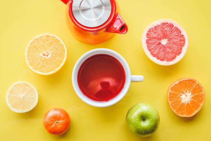 PepperBerry Iced Tea