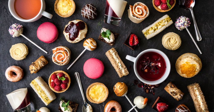 Did you know? It's Afternoon Tea Week