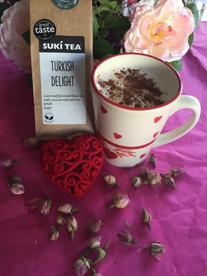 Turkish Delight Hot Chocolate