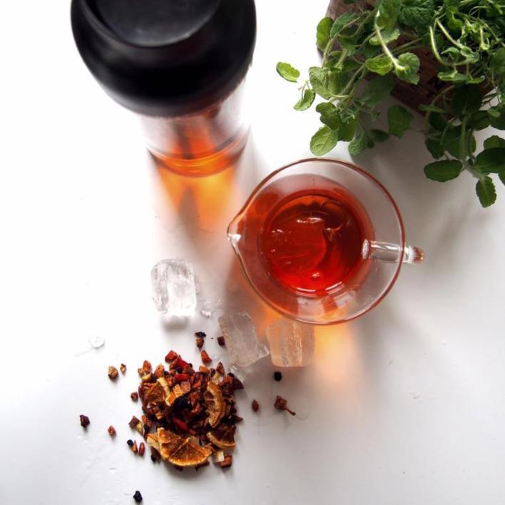 Goji Berry & Pomegranate Fruit Tea