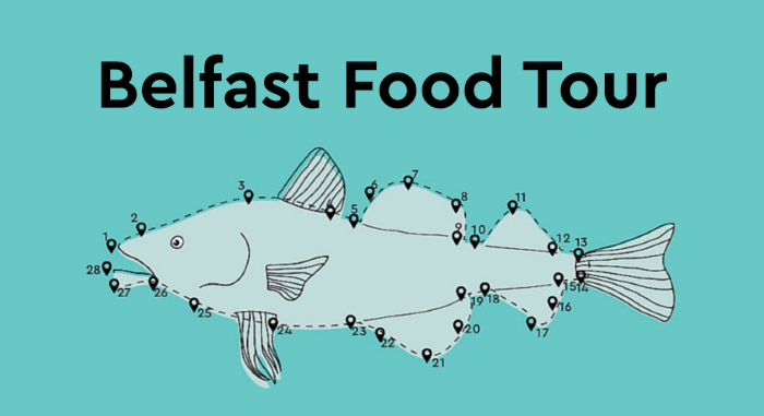 Win tickets for Belfast Food Tour