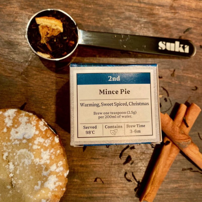 Advent Day 2- Mince Pie