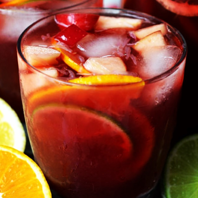 Recipe 30: Red Berry Tea Sangria