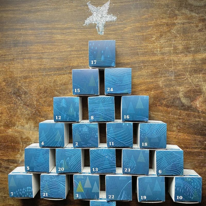 Tea Advent Calendar 2019