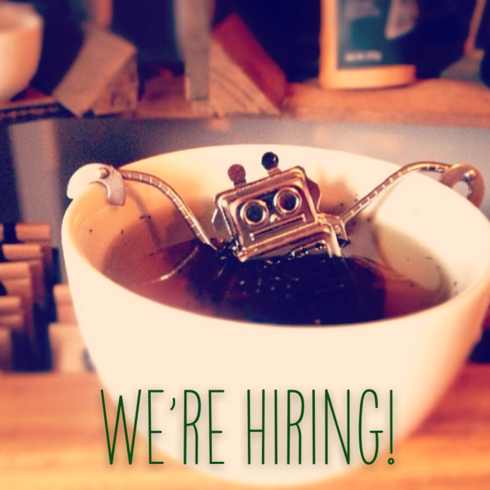 We're hiring an Office Administrator