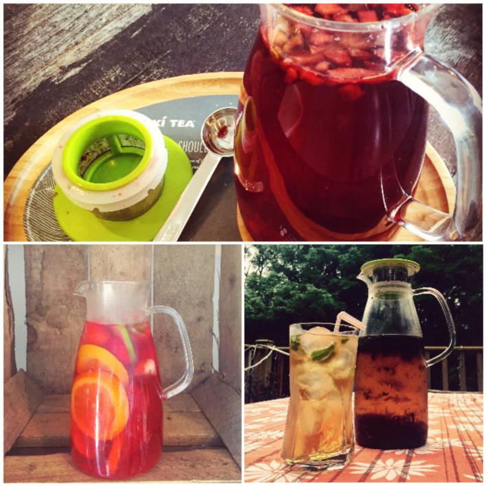 The Ideal Iced Tea Jug