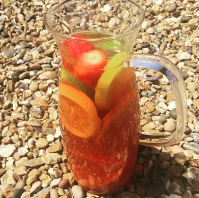 Recipe 5:Belfast Brew Iced Tea