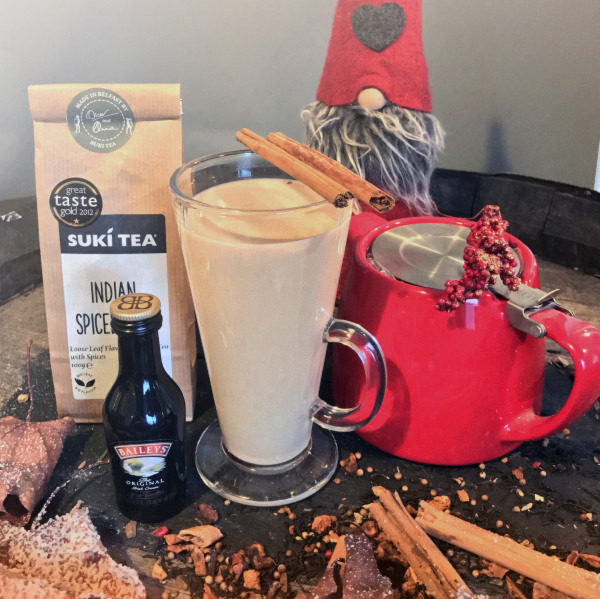 Day 11: Indian Spiced Chai