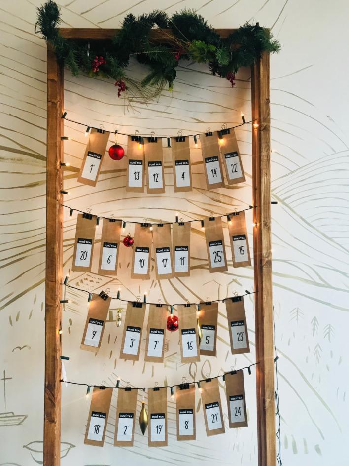 Christmas Tea of the Month