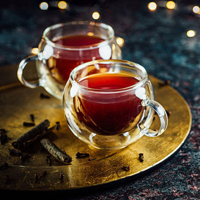 Mulled Wine with Spiced Citrus Twist
