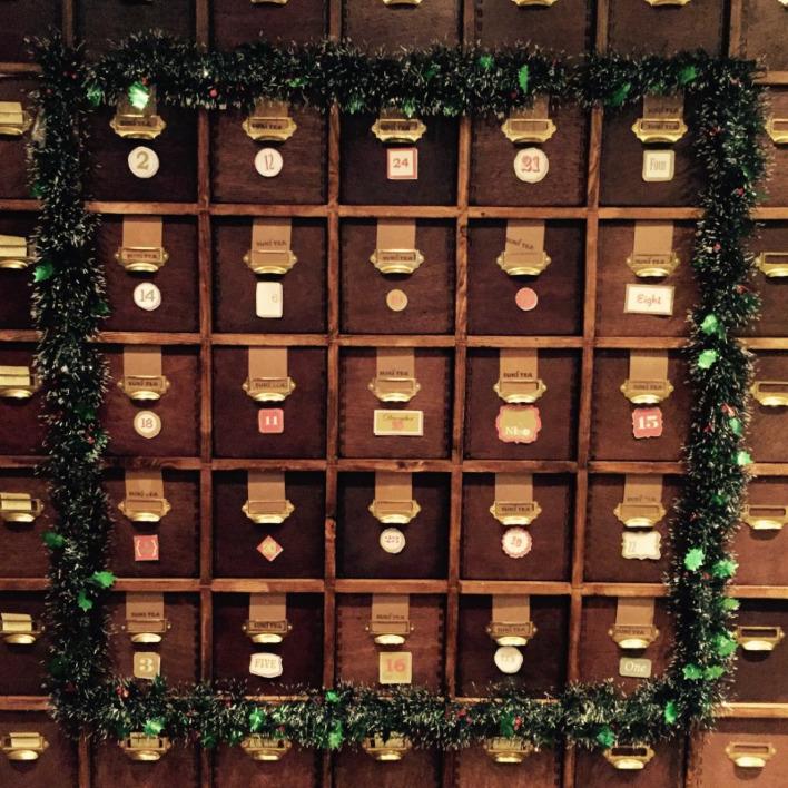 Suki TEAcember Advent Calendar