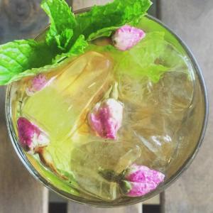 Recipe 15: Apple Loves Mint Iced Tea