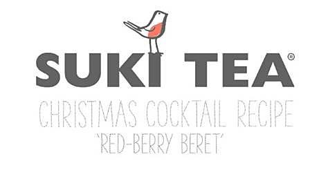 Red Berry Tea & Irish Whiskey Tea Cocktail!